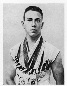 1896 Swimming Alfréd Hajós Hungary