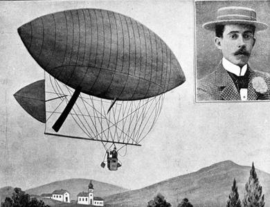 1900 Ballooning